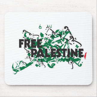 FREE_PALESTINE MOUSE PADS