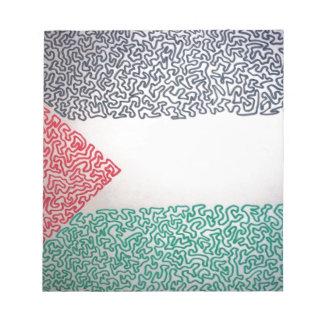 Free Palestine Note Pad