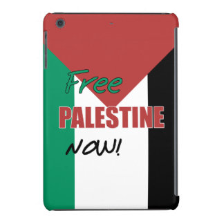 Free Palestine Now Palestinian Flag iPad Mini Retina Cases