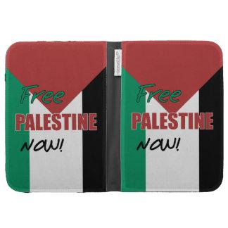 Free Palestine Now Palestinian Flag Kindle Keyboard Case