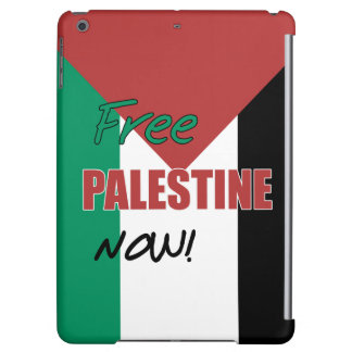 Free Palestine Now Palestinian Flag Case For iPad Air