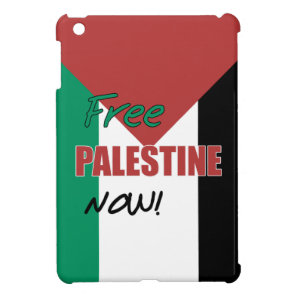 Free Palestine Now Palestinian Flag Case For The iPad Mini