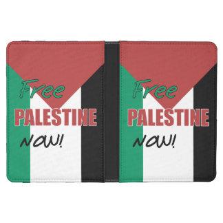 Free Palestine Now Palestinian Flag Kindle Case