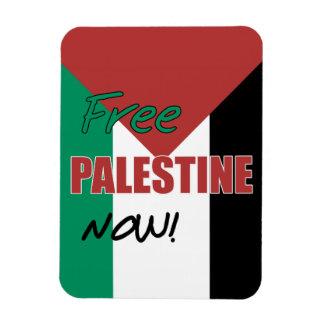 Free Palestine Now Palestinian Flag Magnet