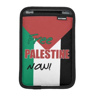 Free Palestine Now Palestinian Flag Sleeve For iPad Mini