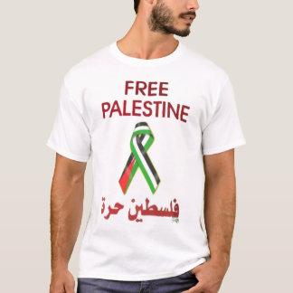 Free Palestine Ribbon T-Shirt