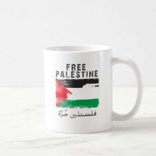 Free Palestine shirt Mugs