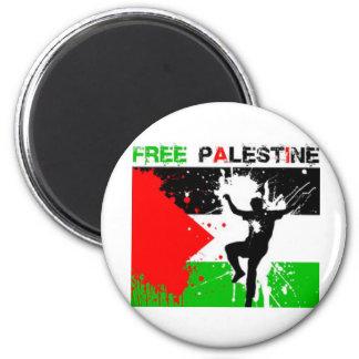 FREE PALESTINE THEME. MAGNET