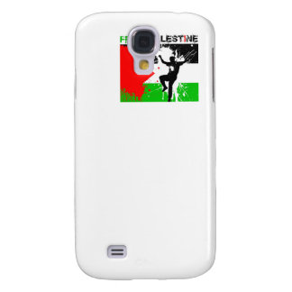 FREE PALESTINE THEME. SAMSUNG GALAXY S4 COVER