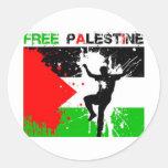FREE PALESTINE THEME. STICKERS