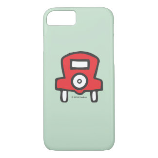 Free Parking iPhone 7 Case