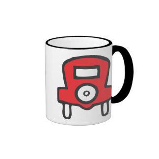 Free Parking Ringer Mug