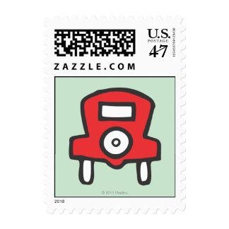 Free Parking Stamp