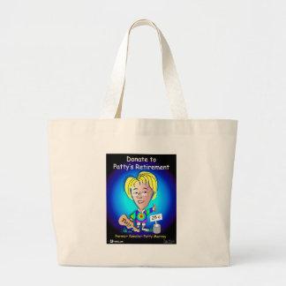 Free Patty Jumbo Tote Bag