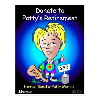 Free Patty Postcard