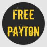 Free Payton Stickers