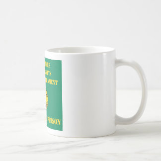 Free People, Free Markets & Limited Government Classic White Coffee Mug