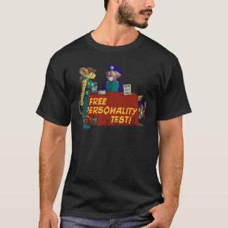 """Free Personality Test!"" Dark T-Shirt"