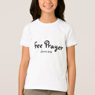Free Prayer- girl stylish T-Shirt