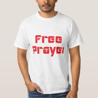 Free Prayer T-Shirt