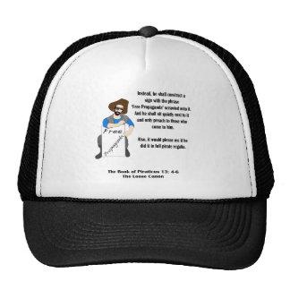Free Propaganda Trucker Hat