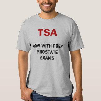 Free Prostate Exams T Shirt