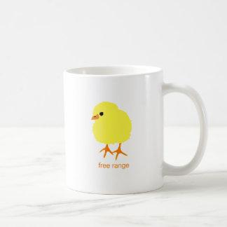 Free Range Chick Classic White Coffee Mug