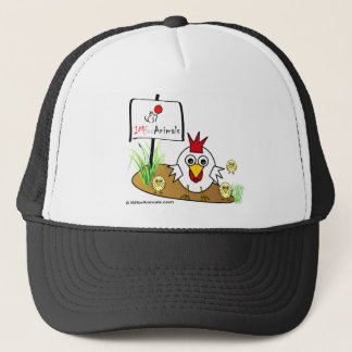 Free Range Chicken's Trucker Hat