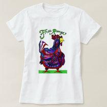 Free Range Edgar T-Shirt