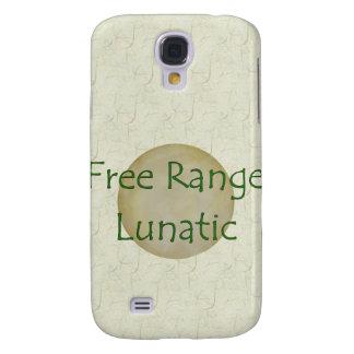 Free Range Lunatic Samsung Galaxy S4 Cover