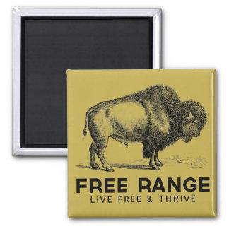 Free Range Magnets