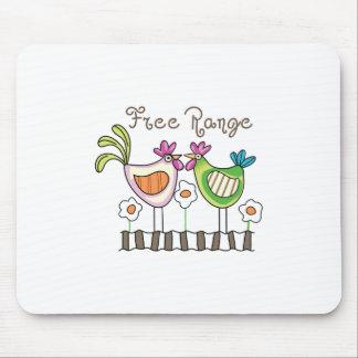 Free Range Mouse Pad