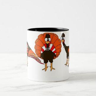 Free Range Turkeys Mug