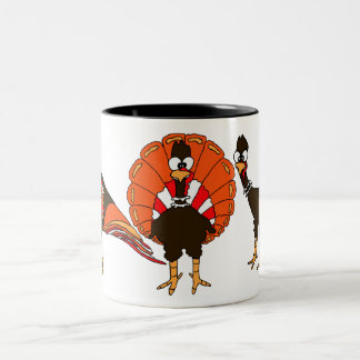 Free Range Turkeys Mug