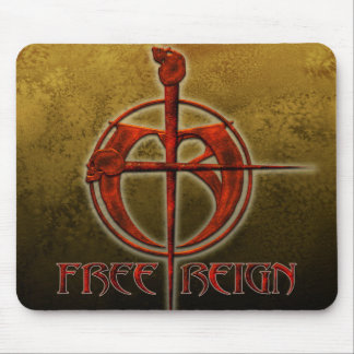 FREE REIGN MOUSEPAD