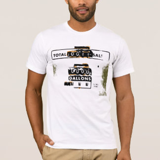Free Retro Gas T-Shirt
