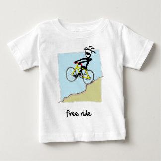 """Free Ride"" Baby T-Shirt"