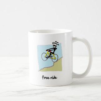 """""""Free Ride"""" Coffee Mug"""