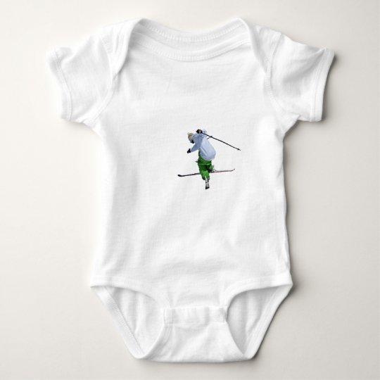 free rider baby bodysuit