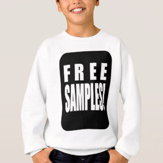 free samples sweatshirt