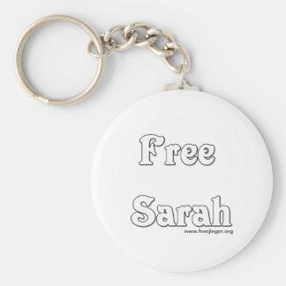 Free Sarah Keychain