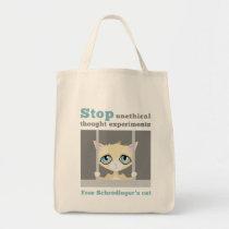 Free Schrodinger's Cat Tote Bag