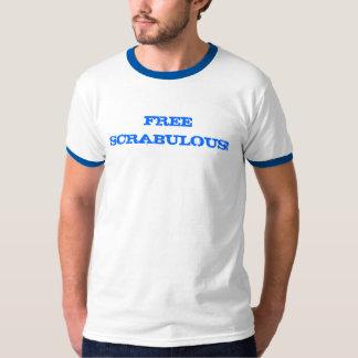 FREE SCRABULOUS! T-Shirt
