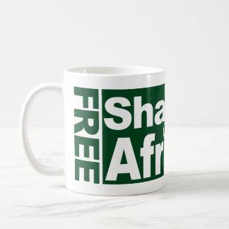 FREE Shakil Afridi Coffee Mug