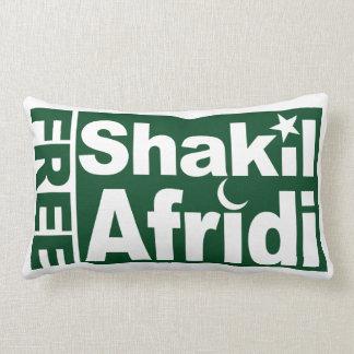 FREE Shakil Afridi Lumbar Pillow