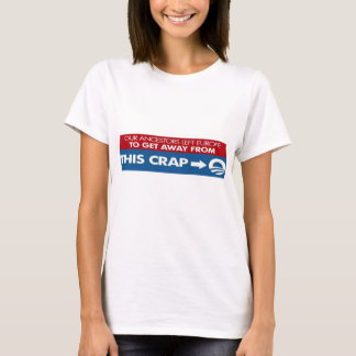 Free Shipping With Zazzle Black + Use Coupon Above T-Shirt