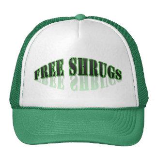 Free shrugs Hat