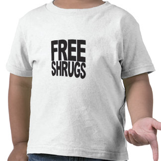 Free Shrugs Shirts