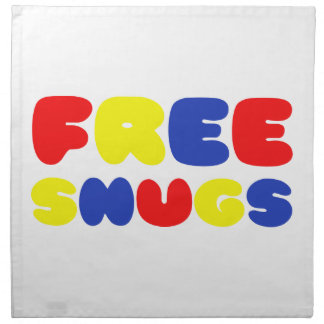 FREE SNUGS NAPKIN