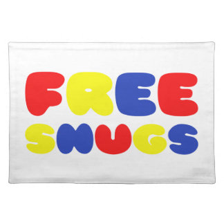 FREE SNUGS PLACEMATS